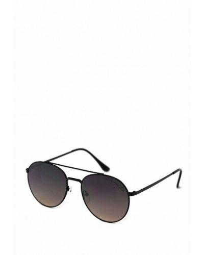 Коричневые солнцезащитные очки Luckylook