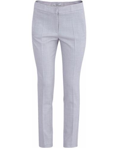 Классические брюки зауженные шерстяные D.exterior
