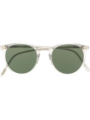 Солнцезащитные очки прозрачные - серые Oliver Peoples