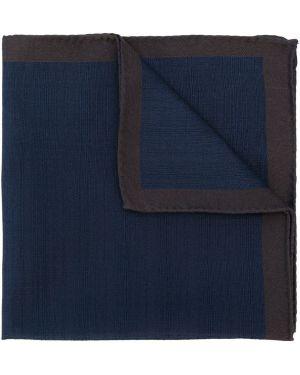 Платок нагрудный синий Fashion Clinic Timeless