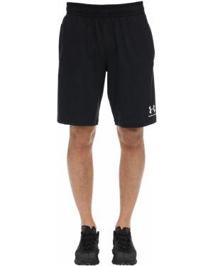 Короткие шорты на резинке с карманами Under Armour