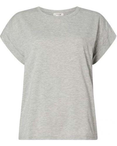T-shirt bawełniany Moss Copenhagen