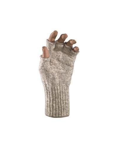 Перчатки шерстяные с манжетами Foxriver