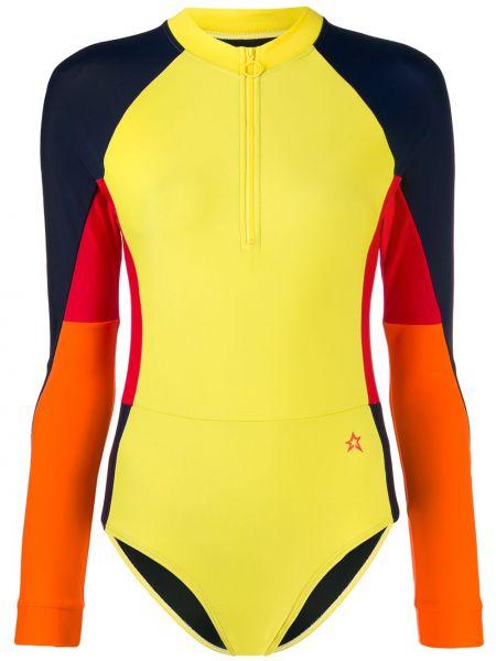 Спортивный купальник для серфинга с длинным рукавом Perfect Moment