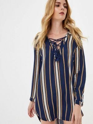 Платье - синее Roxy