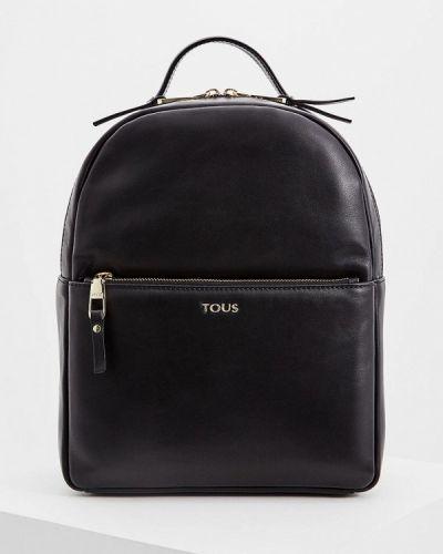 Черный рюкзак Tous