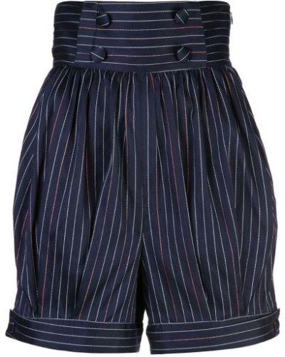 Однобортные шорты на пуговицах Rosie Assoulin
