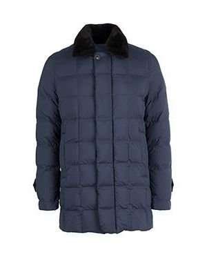 Куртка синяя Cortigiani