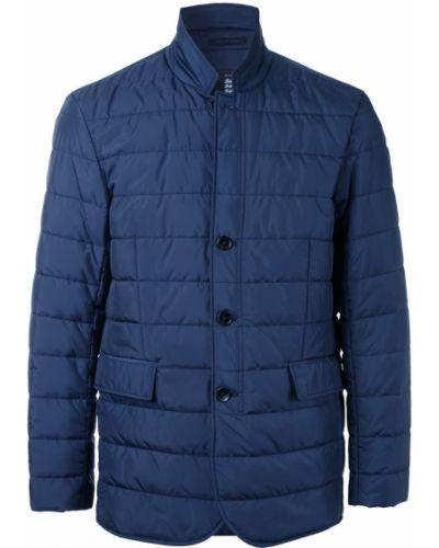 Niebieska kurtka Kent & Curwen