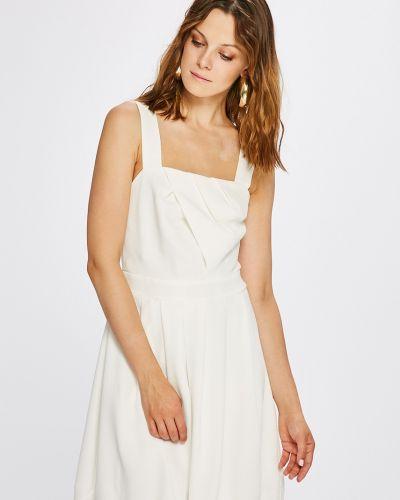 Платье мини однотонное расклешенное Morgan