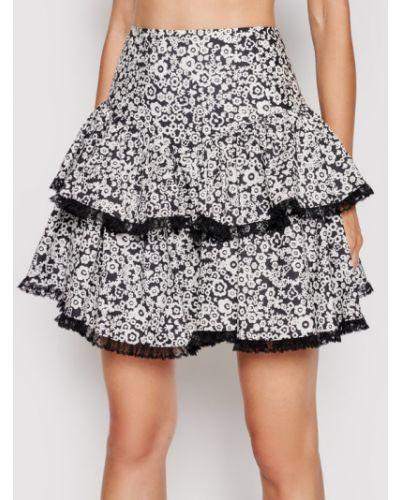 Czarna spódniczka mini Custommade