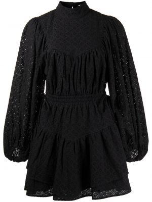 Черное прямое платье Shona Joy