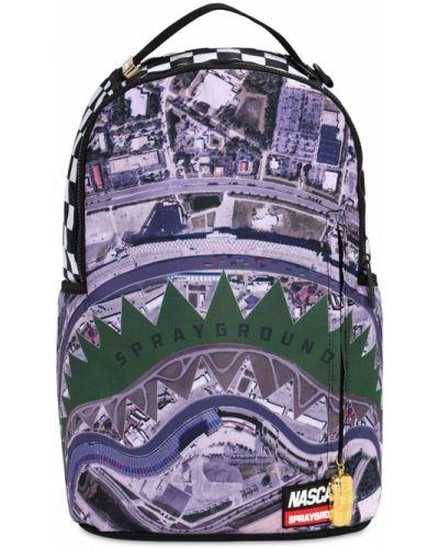 Рюкзак для ноутбука с карманами на бретелях Sprayground