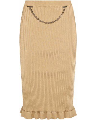 Spódnica - beżowa Givenchy