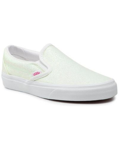 Białe klasyczne majtki Vans