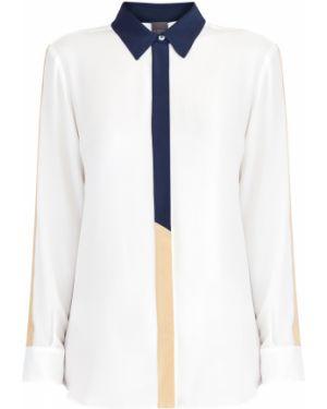 Блузка с кокеткой классическая Lorena Antoniazzi