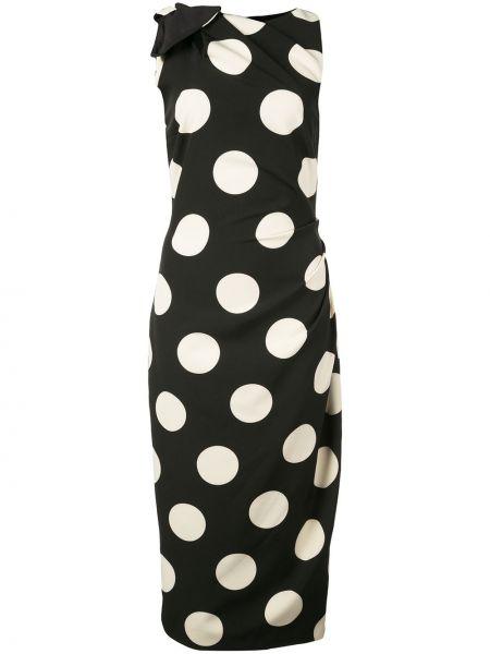 Приталенное платье Christian Siriano