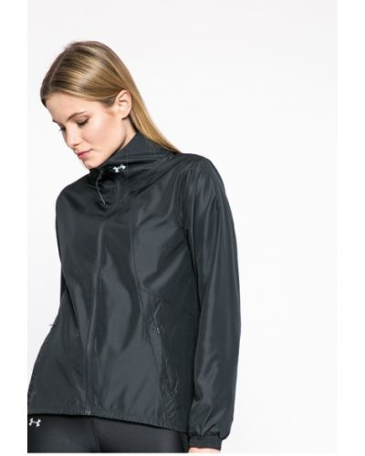 Утепленная куртка с карманами черная Under Armour