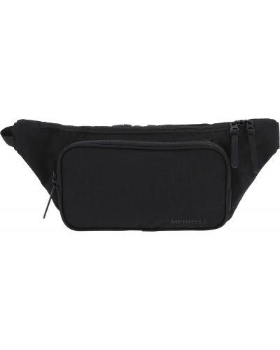 Черная поясная сумка Merrell
