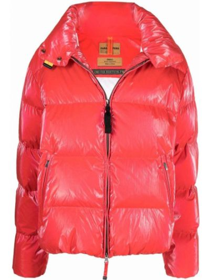 Пуховая куртка - красная Parajumpers