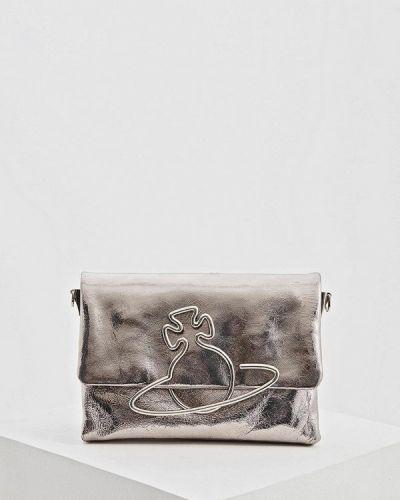 Кожаный сумка через плечо Vivienne Westwood