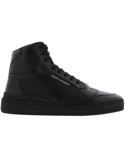 Czarne sneakersy Saint Laurent