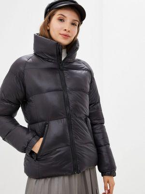 Черная зимняя куртка Brave Soul