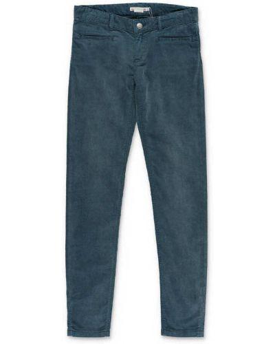 Niebieskie spodnie Bonpoint