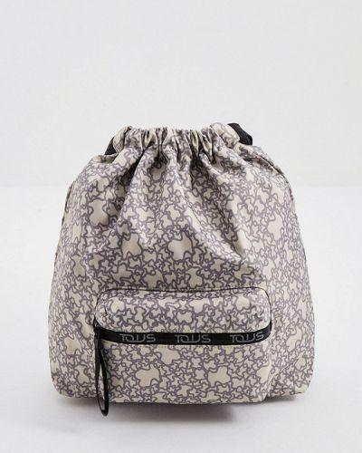 Бежевый городской рюкзак Tous
