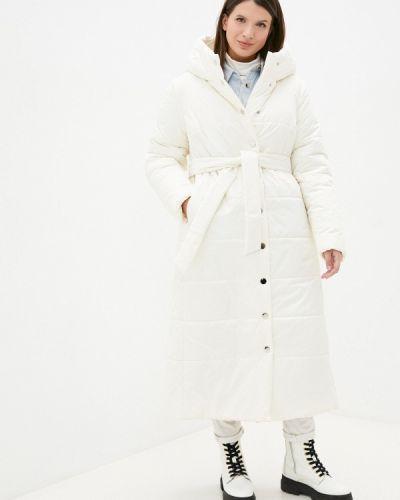Утепленная куртка - белая Modress