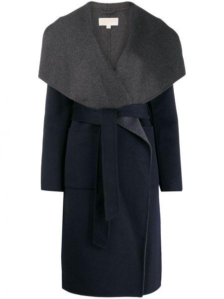 Длинное пальто с капюшоном Michael Michael Kors