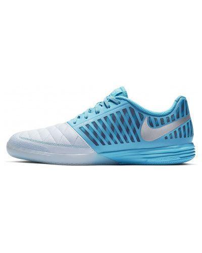 Бутсы белые зальные Nike