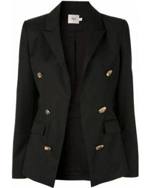 Черный пиджак Aje