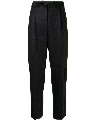 Укороченные брюки - черные Ports 1961
