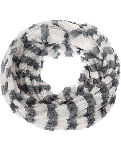 Белый шарф весенний Emporio Armani