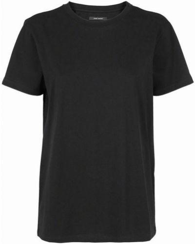 Czarna t-shirt Isabel Marant