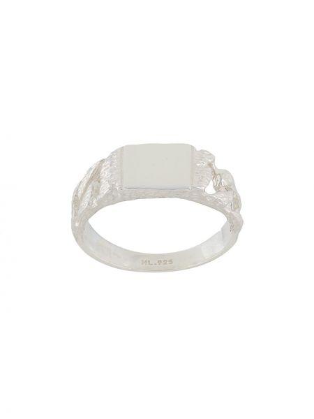 Srebro pierścień plac Hatton Labs
