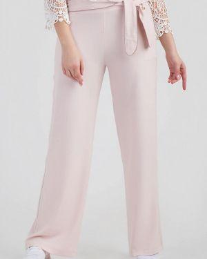 Бежевые брюки Das