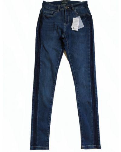 Хлопковые джинсы - синие Blue Motion