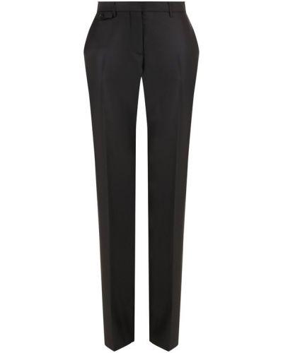 Классические брюки зауженные со стрелками Burberry