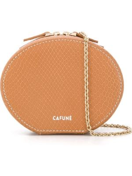 Brązowa torebka crossbody skórzana Cafuné
