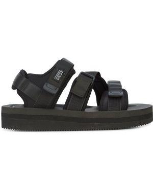 Черные сандалии Suicoke