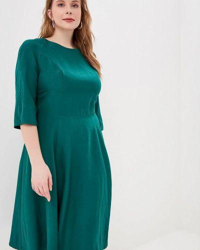 Платье - зеленое Tutto Bene Plus