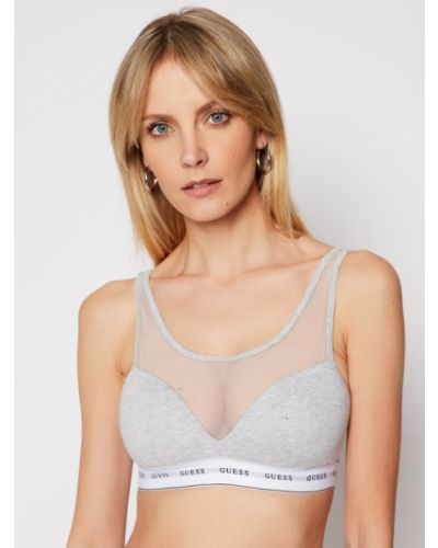 Szary top Guess
