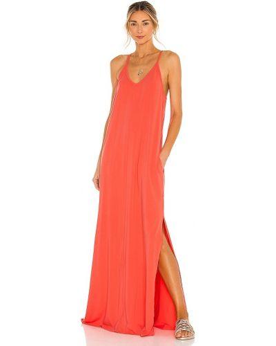 Коктейльное платье - красное Bobi