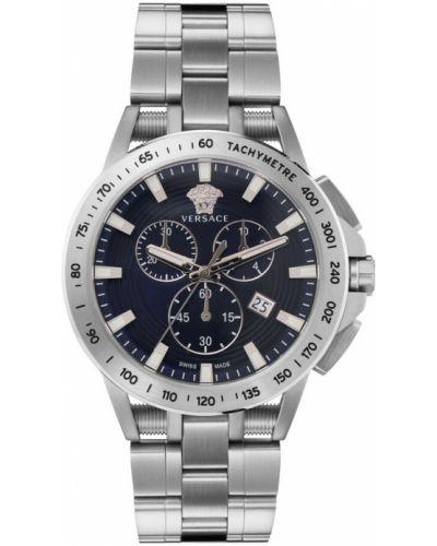 Zegarek sportowy - szary Versace