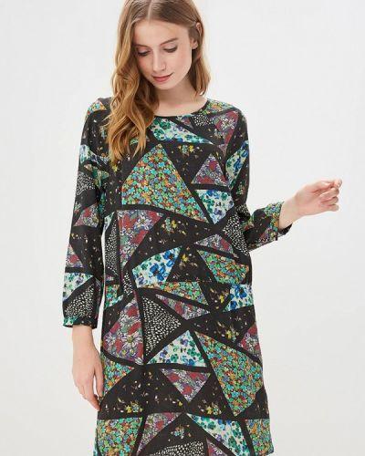 Джинсовое платье прямое весеннее Vis-a-vis