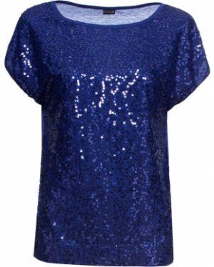 Блузка с пайетками Bonprix