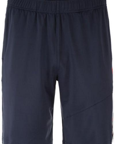 Спортивные шорты прямые из полиэстера Fila