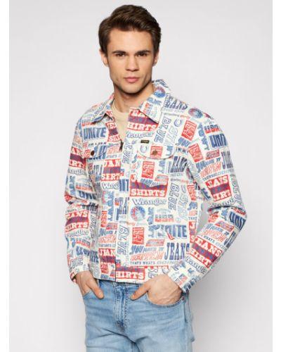 Kurtka jeansowa Wrangler